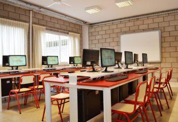 Sala de Informática Colegio Jockey Club Córdoba - DSC_0003