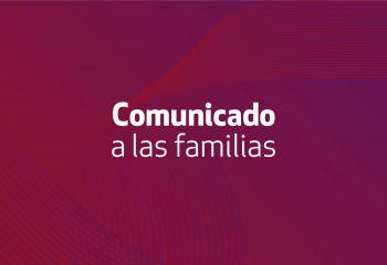 placa Comunicado a las familias Colegio JCC 2020-01-01-01-01